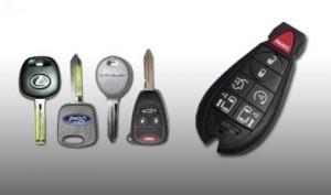 Lexus Duplicate Keys