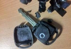 Lexus Transponder Keys